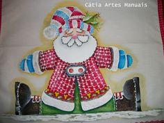 pintura com passo a passo no meu site http://www.catiaartesmanuais.com/