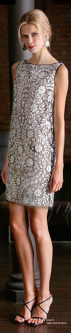 Naeem Khan Resort 2015- Via ~LadyLuxury~
