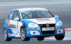 Golf GTi Cup race car livery