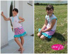 Little Sweat Skirt von Linkim - Freebook