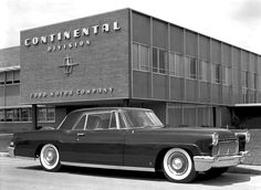 At it's debut in 1956, the Continental Mark II was the most expensive production car built in America. Its $10,400 list price made it almost twice as expensive as a Lincoln. Despite that, Ford claimed it lost money on every car built.  The Continental was a whole new division, positioned atop Ford's family of brands. Ford built 2,996 Mark IIs between June 1955 & May 1957(when production ceased). Ford did not classify the Mark IIs by model year, just a single, multi-year model run.
