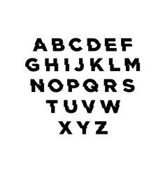 3 free fonts on Behance