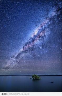 Beautiful Milky Way