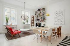 Wohnzimmer Wandgestaltung Ideen U2013Deko Für Weiße Wand #rosa #fotowand  #bilderleisten #streichenideen