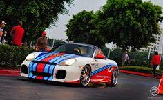 Martini Porsche Boxster S