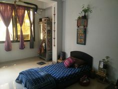 Indigo is definitely in vogue..#homedecor #beautifulhome #indianhome #indiandecorideas #earthen