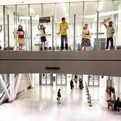 From #TT to #WelcomeWednesday @TorontoPearsonAirport #in Miss/auga #Ontario #Canada! #people #arriving #children #greeting #travellers #airport #happy #joyous #instaphoto #TerminalTuesday #international #travel #Pearson #airportfashion