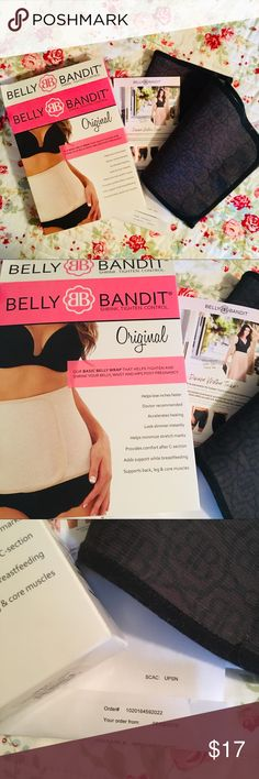 Size S Small Baby Belly Bandit Postpartum Band