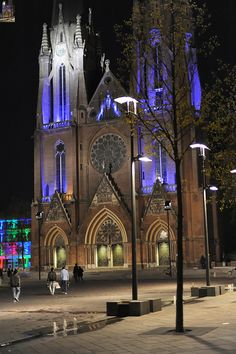 Eindhoven City of Light by vinylmeister