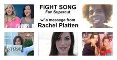 Rachel Platten - Fight Song (charity supercut that raised $250k)