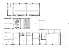 Image 18 of 27 from gallery of Los Nogales School / Daniel Bonilla Arquitectos. First Floor Plan Masterplan Architecture, School Architecture, School Plan, Schools First, Learning Environments, Master Plan, School Design, Villa, Floor Plans