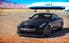 Alpha 12 Nissan GTR By AMS