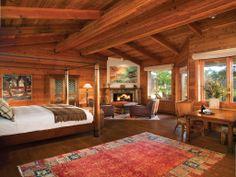 "Condé Nast Traveler Reader's Choice ""BEST IN THE WORLD"" List   Ventana Inn & Spa, Big Sur #CaliforniaResorts"