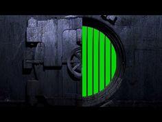 4K Door Open Vault Bank Intro Green Screen Footage Free Download - YouTube Green Screen Footage, Free Green Screen, Vault Doors, Door Opener, Vaulting, Youtube, Youtubers, Youtube Movies
