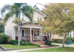 Homes for sale in Tampa Bay with great curb appeal.