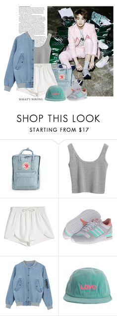 """Minho: what´s wrong love"" by yxing ❤ liked on Polyvore featuring ASOS, Fjällräven, Francesco Scognamiglio, adidas Originals, kpop, shinee and minho"