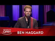 Ben Haggard, Youtube Home, Vince Gill, Cmt Music, Country Music Videos, Top Country, Grand Ole Opry, New Star, Keith Urban