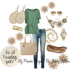 Casual Friday - Premier Designs Jewelry View this and more jewelry on my website: leslielaster.mypremierdesigns.com Catalog Access Code: LOVE (all caps) If you would like to order call me or email. The contact info is posted on my website.