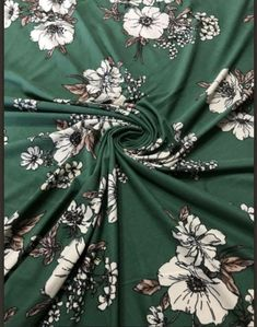 788f49bb3bd This fabric is incredibly soft, and has great drape and stretch, making it  an ideal fabric for clothing.