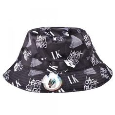 Last Kings Anarchy Bucket Hat Egyptian Streetwear Hip Hop #LastKings #BucketHat #Streetwear #Tyga