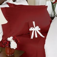 Egyptian Bedding 800 Thread-Count, Queen Pillow Cases, Burgundy solid, Set of 2, http://www.amazon.com/dp/B001L7ZIBM/ref=cm_sw_r_pi_awdm_ecfvxb04TY64C
