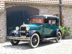 Catawiki Online-Auktionshaus: Ford- A-Ford - Modell 27 - 1928