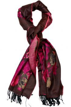 ee2d1084596a 64 Best Scarves images   Scarves, How to wear scarves, Scarf knots