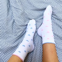 #socks #heart #fashion