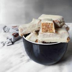 Białe fit michałki z 4 składników – Tetiisheri