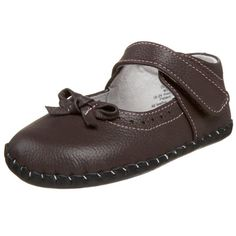 pediped Originals Isabella Mary Jane (Infant),Chocolate Brown,Large (18-24 Months) pediped,http://www.amazon.com/dp/B000PB2N0O/ref=cm_sw_r_pi_dp_RIvasb0D3RCP44JZ