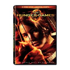 Enter for a chance to win this action-packed blockbuster that's filled with intrigue, romance and edge-of-your-seat adventure!  Twenty lucky winners will each receive a two-disc Blu-ray™ and two-disc DVD copy of The Hunger Games. #win #free #giveaways #sweepstakes
