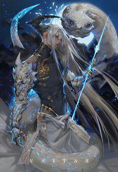 Fantasy Character Design, Character Design Inspiration, Character Concept, Character Art, Concept Art, Painting Inspiration, Fantasy Art Men, Fantasy Kunst, Fantasy Artwork