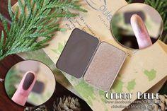 Cherry Belle Makeup & Beauty: Couleur Caramel – Certyfikowane cienie do powiek – Ciemny, matowy brąz (Brun Intense 081) oraz Miedziany, perłowy (Moorea 105) Naturalny makijaż cruelty free :)