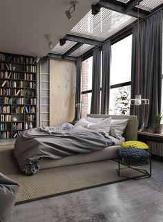 #Modern #bedroom Adorable Interior Design