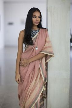 Get the ultimate guide on how to create your own designer saree blouses, with all the tops you have in your closet. Get the latest on saree drapes and new styles. All images belong to their respective owners, contact us for a credit saree Saree Draping Styles, Saree Styles, Indian Attire, Indian Wear, India Fashion, Asian Fashion, Indian Dresses, Indian Outfits, Indian Clothes