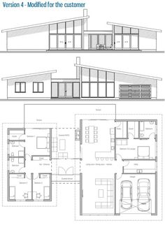House Plan From Concepthomecom Architecture Plan House Plans