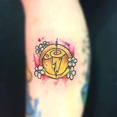 Nerdy Tattoos, Disney Tattoos, Small Tattoos, Cool Tattoos, Tatoos, Awesome Tattoos, Kali Tattoo, B Tattoo, Piercing Tattoo