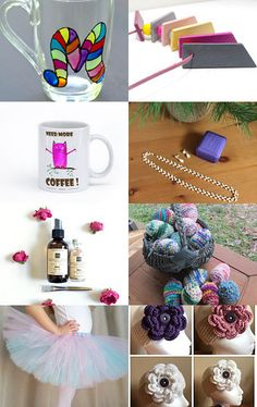 Gifts Under $25.00  It's Spring! by Rebecca B on Etsy--Pinned with TreasuryPin.com