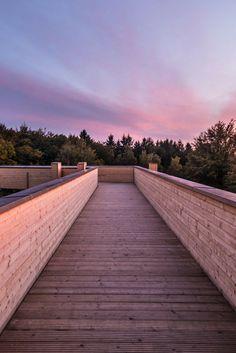 Kennst Du schon den Nauturerlebnispark Panarbora? Hier kannst Du entlang der Baumwipfel spazieren gehen und die Natur im Bergischen Land in NRW genießen. #deinnrw © Tourismus NRW e.V. / Dominik Ketz