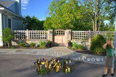 Prowell Woodworks' Premier Garden Gate #20