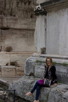 Rome, Italy // The Colosseum // Snapped by Gracie