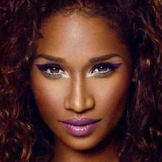 Renée Bhagwandeen, former Miss Trinidad and Tobago International and contestant in ANTM Cycle 20