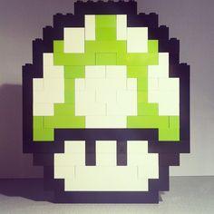 #LEGO Super Mario Mushroom