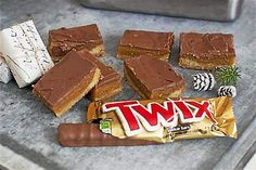 Gold Bars: A holiday cookie inspired by Twix candy bars