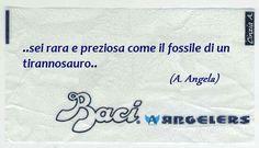 Idea di Cinzia Atzori per San Valentino. Dal gruppo fb Angelers - Fan di Alberto Angela