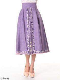 New Japan Secret Honey Disney Rapunzel from Tangled Lavender Skirt #SecretHoney