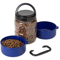 Blue Vittles Vault Pet Food Travelling kit