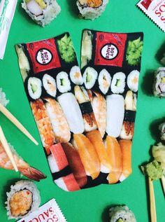 Sushi Ankle Socks