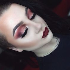 Venus + 'Wicked' = the perfect pair! ❤ #limecrime #grunge by @makeupbyemma