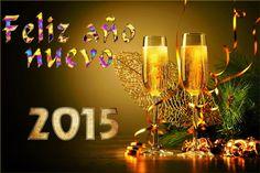 feliz ano nuevo 2015   Gifs y Fondos PazenlaTormenta: TARJETAS DE FELIZ AÑO NUEVO 2015